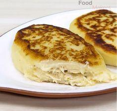 Receita: Pão de batata de frigideira – Equilibre-se