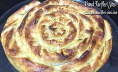 Fırında Kolay Peynirli Börek Tarifi
