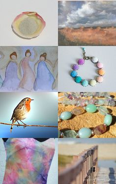 curated by Jan Marriott from foulardfantastique