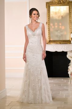 Stella York 6037 - Woodbury, Minnesota   Raffine Bridal