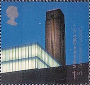 GB 2000 Millennium Projects - Art and Craft - Stamps of the World