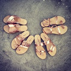 Colour of the summer #bronze #rosegold #metallic #shiny #besboke #tailormade #sandals by #sandelles / / #etsy #etsystore #etsyseller #etsyshop #tagsforlikes #fashionblogger #fblogger #style #lookoftheday #womenshoes #shoes #wiwt #ootd #tagsforlikes #musthave