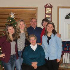 Emilee, Katie, Ed, Jen, Carlee,                    Marlene--Dec. 2015