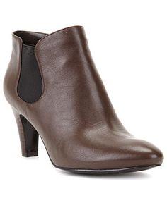 Bandolino Shoes, Whisper Booties - Bandolino - Shoes - Macy's