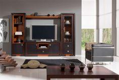 Comedores modernos de madera Due - Muebles Dominguez
