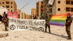 Primeira unidade LGBT de combate ao Estado Islâmico é criada na Síria