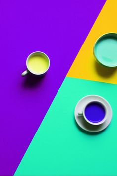 Tea Cup Color Exploration on Behance