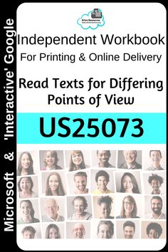 Designed for Unit Standard 25073 (NZ NZQA) this is  editable so you can add your own assessment criteria or tweak to suit your needs.  Students read 3 texts to establish topic, main ideas, key words/phrases, point of view and purpose.  Begins with a practice activity.  Microsoft (editable) plus interactive Google formats to avoid students destroying format (they insert text boxes in spaces provided).  Includes teacher answer key.  Also great for struggling high school readers or ESOL… Teaching English, Learn English, Literacy Strategies, Insert Text, Guided Practice, Share Online, Student Reading, Close Reading, Point Of View