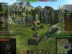 World of tanks Is-3 Platoon Serene Coast Gameplay - YouTube
