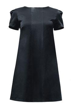 Платье — трапеция для офиса