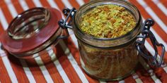 domáca vegeta of Korn, Guacamole, Pesto, Healthy Lifestyle, Grains, Mexican, Ethnic Recipes, Kitchen, Cooking