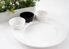 곰발접시 디자인 Bear Foot Plate Cute Design Dish