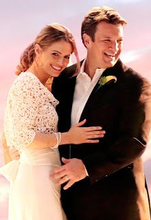 Castle Post Mortem: Stana Katic Talks Wedded Twists, 'Dress' No. 3 and Stana Katic, Castle Tv Series, Castle Tv Shows, Richard Castle, Mejores Series Tv, Castle Beckett, Tv Guide, Independent Films, Wedding Humor