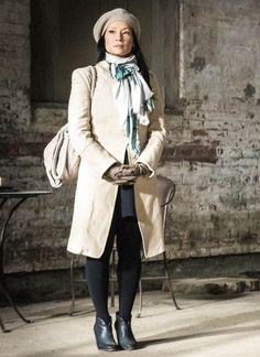 TV's Most Stylish Characters - Joan Watson (Lucy Liu), Elementary