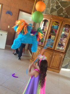 rainbow dash pinata