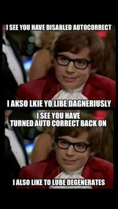 austin powers i also like to live dangerously