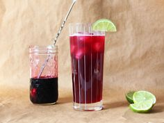 3 Fun Spins on Classic Soda Fountain Drinks To Make At Home. #diy #recipe