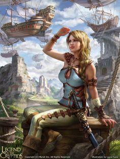 That Fantasy pirate women opinion