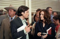 """Cillian Murphy, Rachel McAdams in """"Red Eye"""" (Wes Craven, 2005)"""