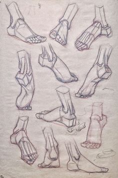 Anatomy Drawing Tutorial Foot structural drawing for class -Gary Geraths - Staggering Drawing The Human Figure Ideas Anatomy Sketches, Anatomy Drawing, Anatomy Art, Art Sketches, Art Drawings, Foot Anatomy, Male Figure Drawing, Human Drawing, Figure Drawing Reference
