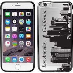 TPU / PC Proguard Case with Los Angeles for iPhone 6