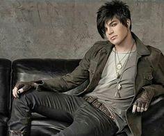My favorite picture of Adam Lambert <3