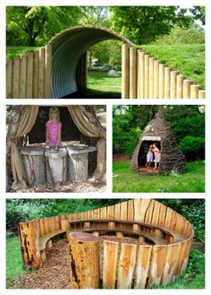 Amazing outdoor play spaces to inspire!