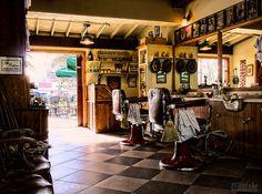 Barbershop Club at the Farmers Market at Hollywood, California More