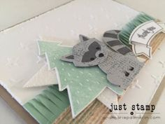 Foxy Friends and Fox Builder Punch   Stampin' Up!   Just Stamp   Click on the image to see more details