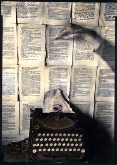 Palimpsest (2012) Lauren E. Simonutti