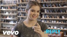 Hailee Steinfeld - ASK:REPLY (Vevo LIFT): Brought To You By McDonald's