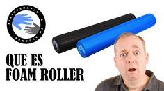 Foam roller, que es y para que sirve el rodillo miofascial