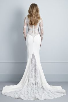 Such exquisite detailing from Pallas Couture.   morgandaviesbridal.co.uk