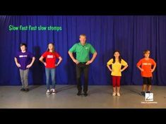 "John Jacobson and friends show us how to dance to the song ""La Bamba"" by Ritchie Valens arranged by Roger Emerson and featured in the March/April 2016 issue . Silly Songs For Kids, Kids Songs, Kids Talent, Talent Show, Physical Education Lessons, Music Education, Lets Play Music, Zumba Kids, Family Party Games"