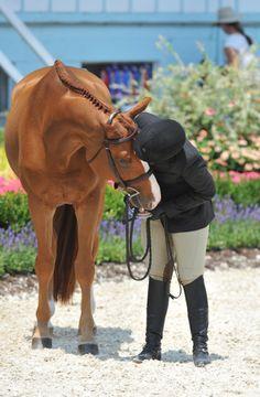 No feeling like having a horse truly love you back.