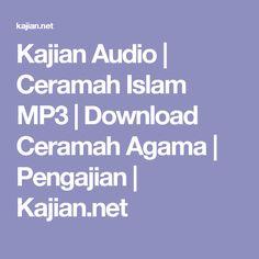 Kajian Audio | Ceramah Islam MP3 | Download Ceramah Agama | Pengajian | Kajian.net