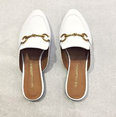 She collection Slippers, Gucci, Flats, Shoes, Collection, Fashion, Loafers & Slip Ons, Moda, Zapatos