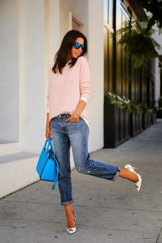 I want pretty: Look- Outfits casuales y formales para oficina!