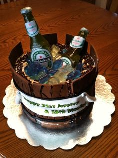 1000 Images About 21st Birthday Cake Ideas On Pinterest