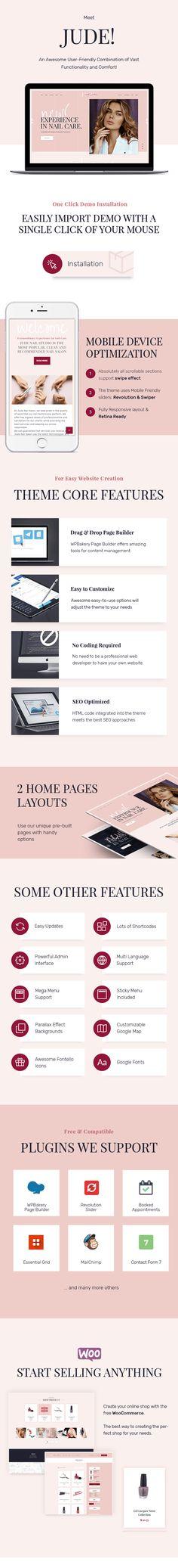 Mejores 172 imágenes de Plantillas Wordpress en Pinterest