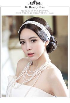 [WEDDING BEAUTY] [뷰티]웨딩 헤어&메이크업 숍에서 제안하는 뉴 웨딩 뷰티 - JoinsMSN 스타일