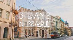 3 days in Prague Prague Food, Around The Worlds, Street View, Beer, Film, Videos, Places, Travel, Root Beer