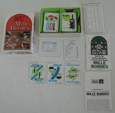 Mille Bornes! I love this game!