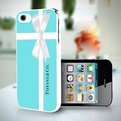 Tiffany Blue Box Gift design for iPhone 5 case