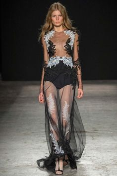 Francesco Scognamiglio Spring 2015 Ready-to-Wear - Collection - Gallery - Look 14 - Style.com