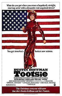 Tootsie (1982) Dustin Hoffman, Jessica Lange, Teri Garr, Dabney Coleman, Charles Durning