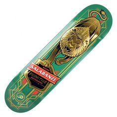PRIMITIVE Bastien Salabanzi green lion plateau de skate 8.1 pouces 85,00 € #skate #skateboard #skateboarding #streetshop #skateshop @playskateshop