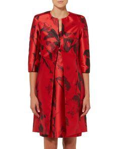 Women's Clothing Silk Dress In Excellent Condition Perri Cutten 8