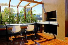 Barbeque areas- Buenos Aires - Get $25 credit with Airbnb if you sign up with this link http://www.airbnb.com/c/groberts22