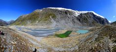 Coloful lagoons, Rees Valley, Ress and Dart Track, New Zealand New Zealand, Water, Outdoor, Gripe Water, Outdoors, Outdoor Games, The Great Outdoors